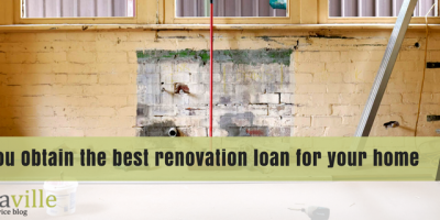 How Do You Obtain the Best Renovation Loan for your Home?