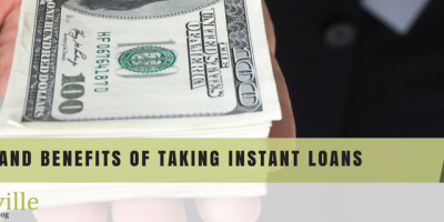 The Risks and Benefits of Taking Instant Loans
